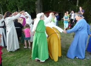 Medeltidsfest 2009